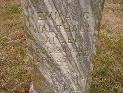 Emma Catherine <i>Walthall</i> Allen