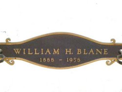 William Harry Blane