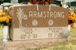Lester James Deck Armstrong