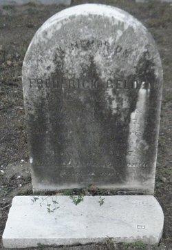 Frederick Belden