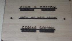 Corene <i>Hill</i> Cotton