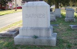 Alfred T Barnes