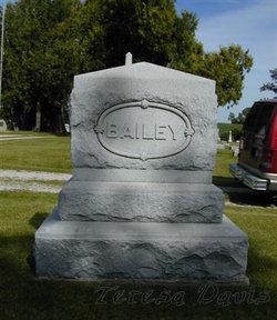 Sidney Olivia <i>Thompson</i> Bailey