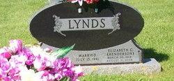 Elizabeth Grace <i>Henderson</i> Lynds