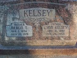 Merlin T Kelsey