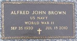 Alfred John Jack Brown