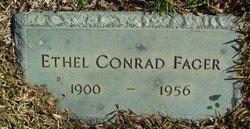 Ethel <i>Conrad</i> Fager