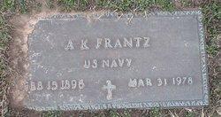 A K Frantz