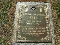 Nettie <i>Garner</i> Bell