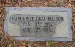 Margurite <i>Ellison</i> Deal