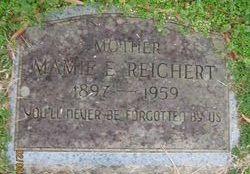 Mamie E <i>Haynes</i> Reichert