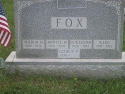 George Philip Fox