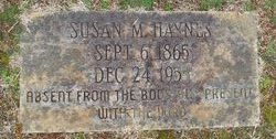 Susan M <i>Southern</i> Haynes
