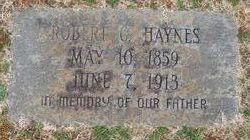 Robert C Haynes
