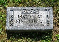 Mattie Marguertha <i>Quast</i> Buchholtz