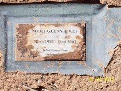 Mary <i>Glenn</i> Aikey