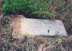 Sherod Hood, Jr