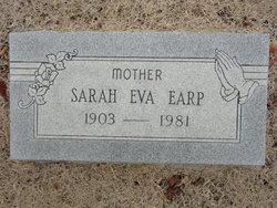 Sarah Eva Earp