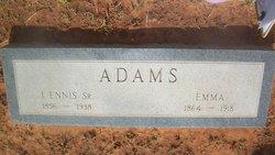 I Ennis Adams, Sr