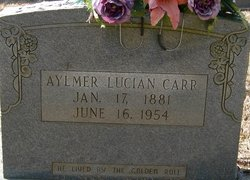 Aylmer Lucian Carr