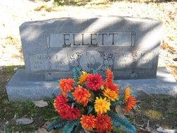Mary <i>Pharm</i> Ellett