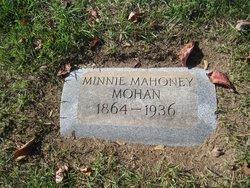 Minnie <i>Mahoney</i> Mohan