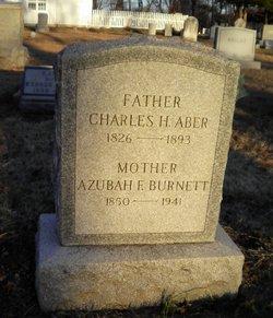 Azubah F <i>Burnett</i> Aber