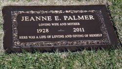 Jeanne Elizabeth <i>Burt</i> Palmer