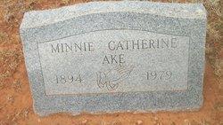Minnie Catherine Ake