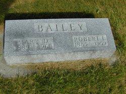 Mary D. <i>Nissen</i> Bailey