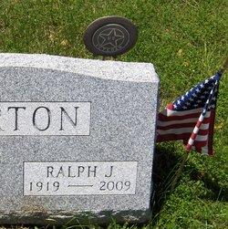 Ralph J Barton