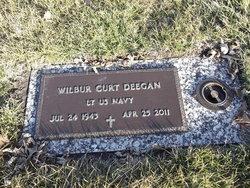Wilber Curt Deegan