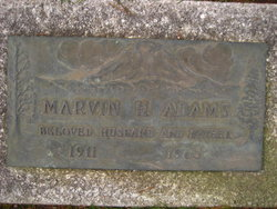 Marvin H Adams