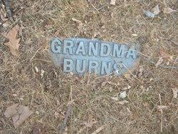 Nancy Grandma <i>McDonald</i> Burns