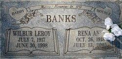 Wilbur LeRoy Banks