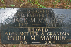 Jack Mason Mayhew