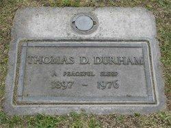 Thomas Dewitt Durham, Sr