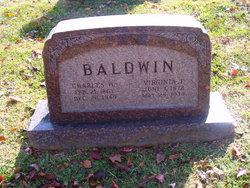 Virgie E <i>Lee</i> Baldwin