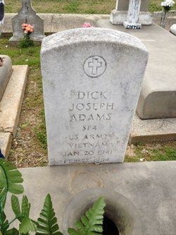 Spec Dick Joseph Adams