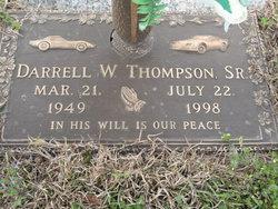 Darrell W Thompson, Sr