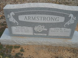Cecil T. Armstrong