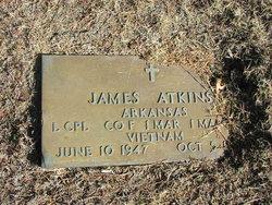 James Atkins