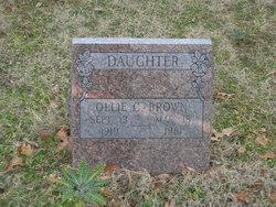 Ollie C Brown