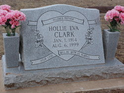 Hollie Eva <i>Sanders</i> Clark