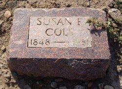 Susan Emily <i>Oglesby</i> Cole