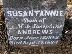 Susan Fannie Andrews