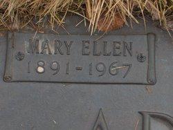 Mary Ellen <i>Evans</i> Adams