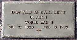 Donald M. Bartlett