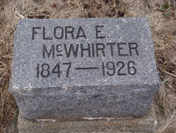 Flora E. McWhirter