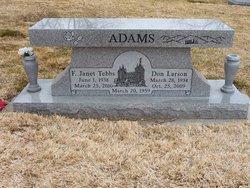 Don Larson Adams